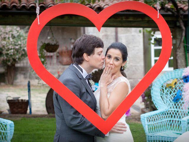 La boda de Miguel y Maria José en Ourense, Orense 16