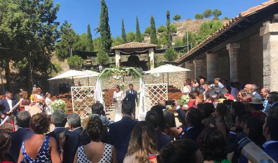 La boda de Victor y Noelia en Antiguedad, Palencia