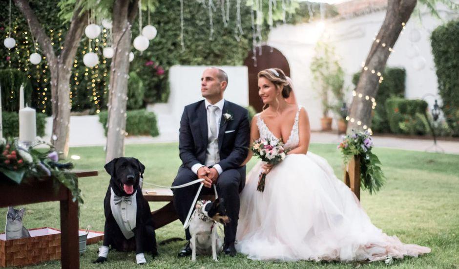 La boda de Jose y Alicia en Espartinas, Sevilla