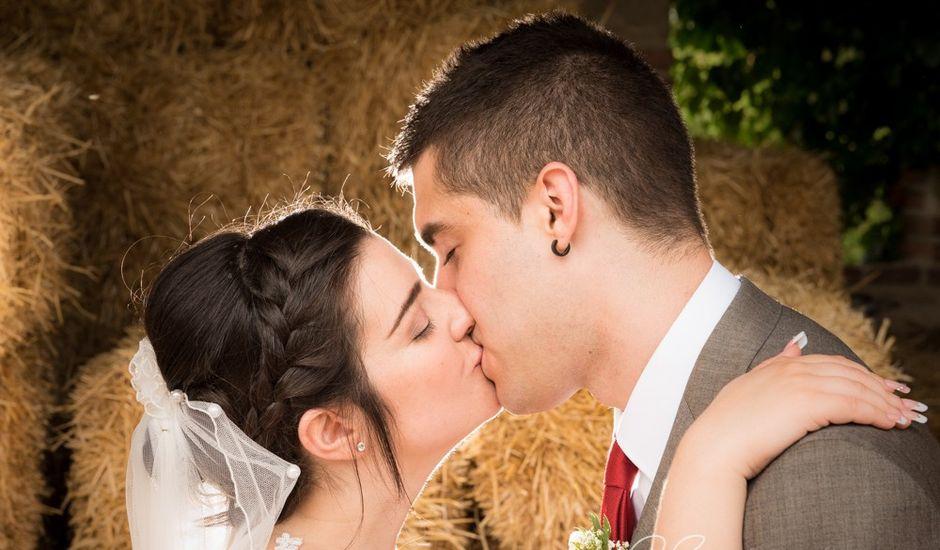 La boda de Estefania  y Iván  en Sant Fost De Campsentelles, Barcelona