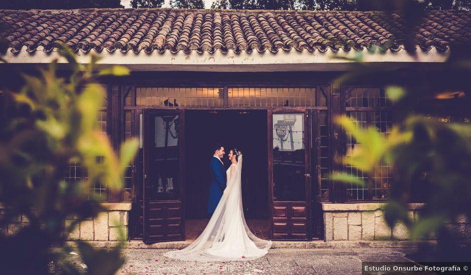 La boda de Adrian y Marina en Illescas, Toledo