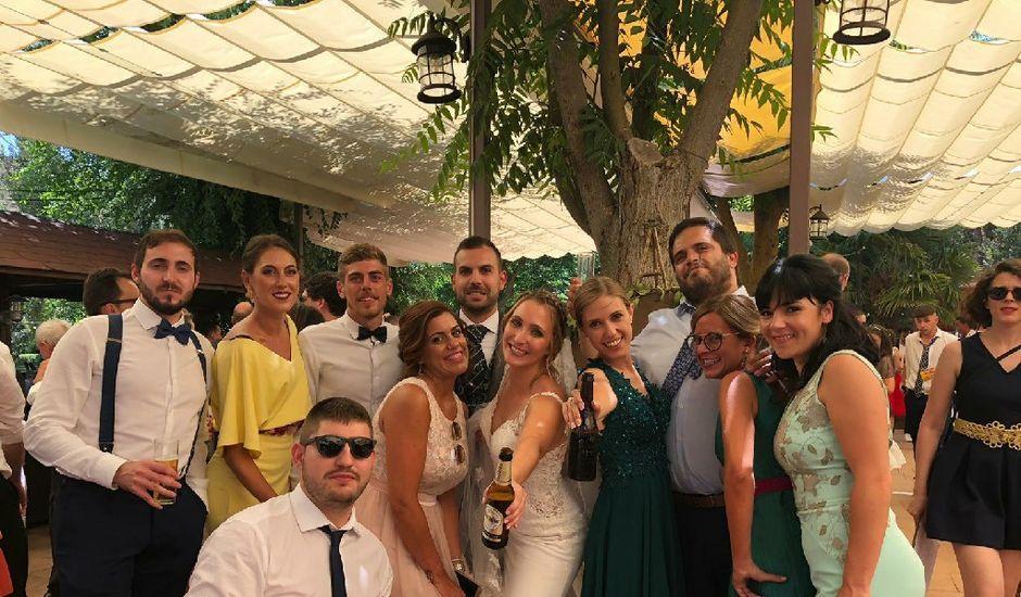 La boda de Arancha y Rubén en Albaladejo Del Cuende, Cuenca