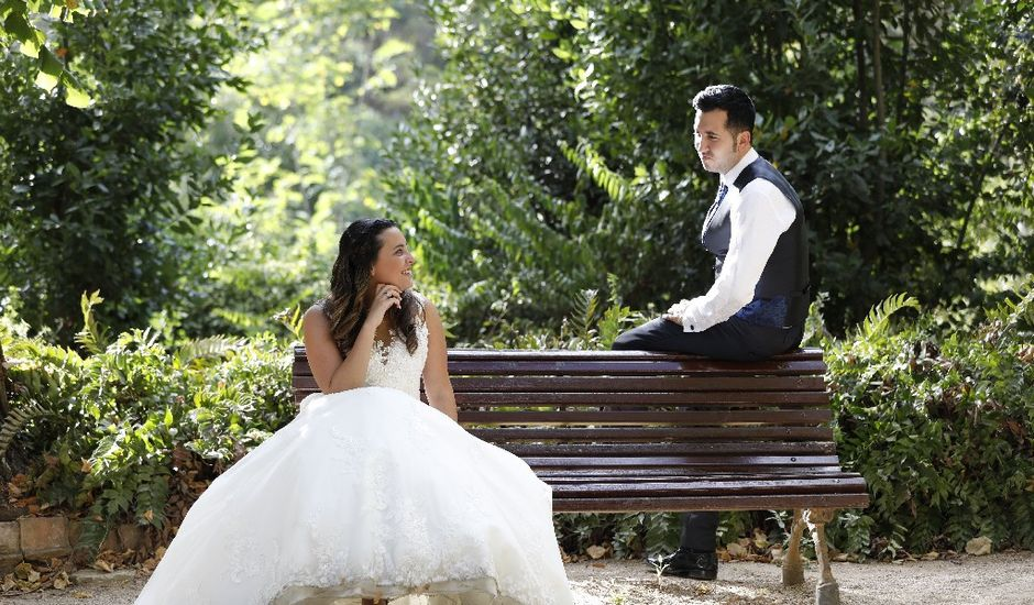 La boda de Jonatan y Nerea en Gualba, Barcelona