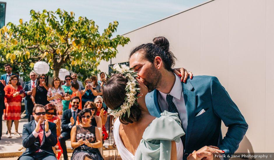 La boda de Diego y Cristina en Tudela, Navarra