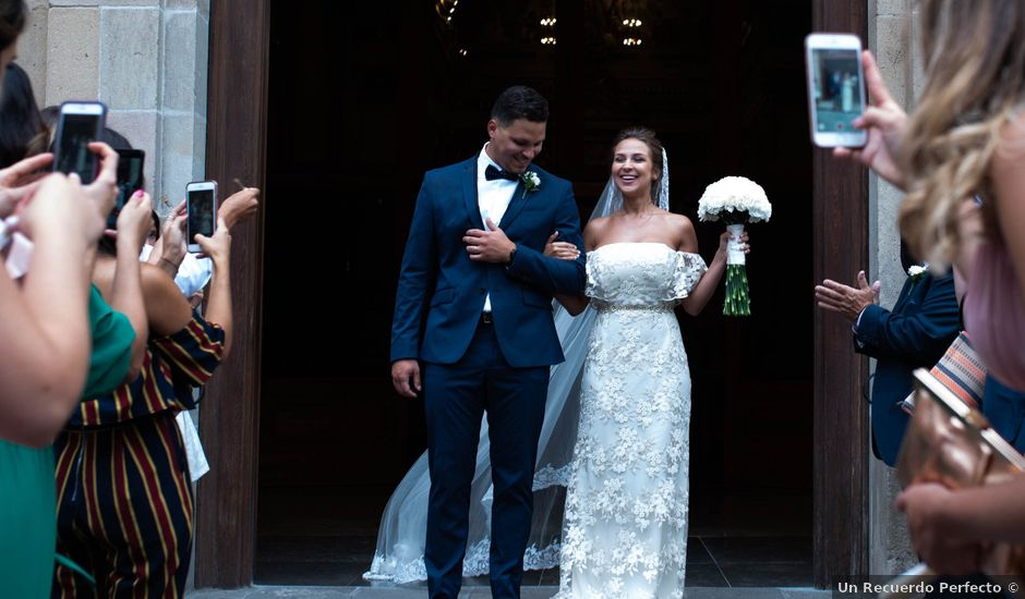 La boda de Cristina y Eduardo en Barcelona, Barcelona