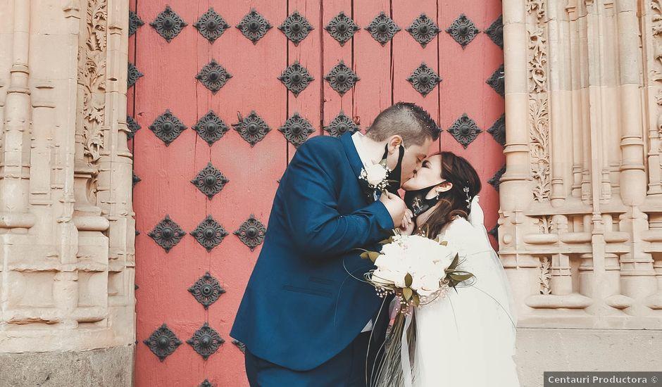 La boda de Alberto y Jesica en Salamanca, Salamanca