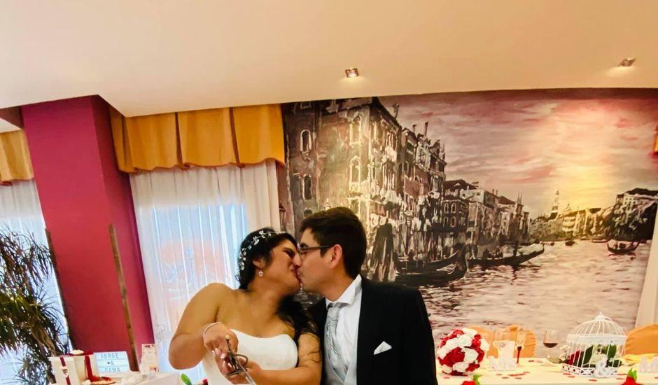 La boda de Jorge y Gema en Madrid, Madrid