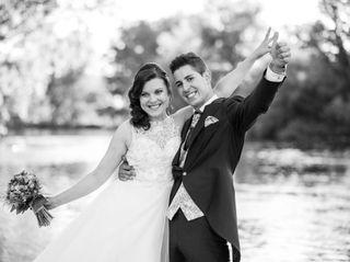 La boda de Mihaela y Alfonso