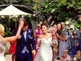 La boda de Estela y Javier  1