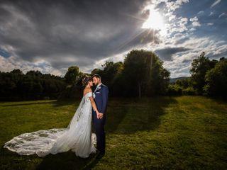La boda de Estela y Javier