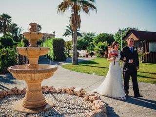 La boda de Javier y Anja 1