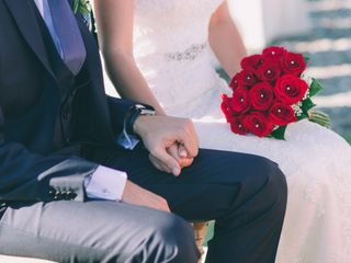 La boda de Javier y Anja 2