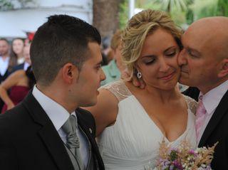 La boda de Sheila  y Danny