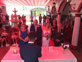 La boda de Ana Belén  y Manuel  1