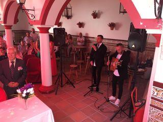 La boda de Ana Belén  y Manuel  2
