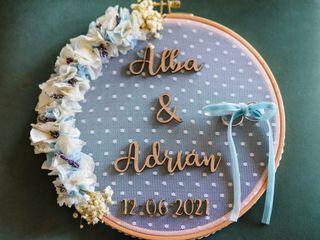La boda de Alba y Adrián 1