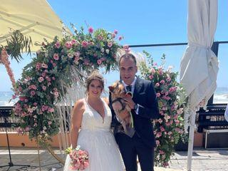 La boda de Cristina y Miguel Ángel