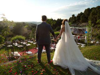 La boda de Sofía y Dan