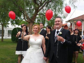 La boda de Inma y Xavi
