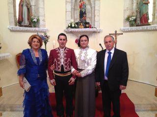 La boda de Sergio y Gracyela