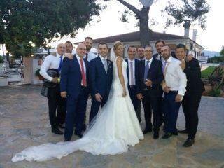 La boda de Paqui y Javi 2