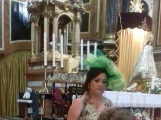 La boda de Lydia  y David  1