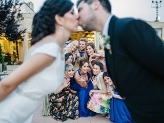 La boda de Anna Mascarós y Jorge  2