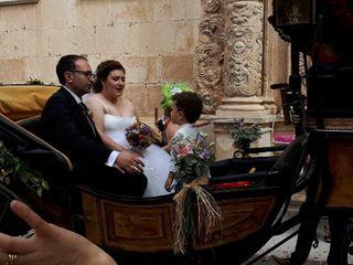 La boda de Lydia  y David