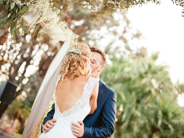La boda de Yvonne y Jorge