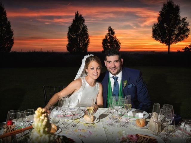 La boda de Teresa y Jorge