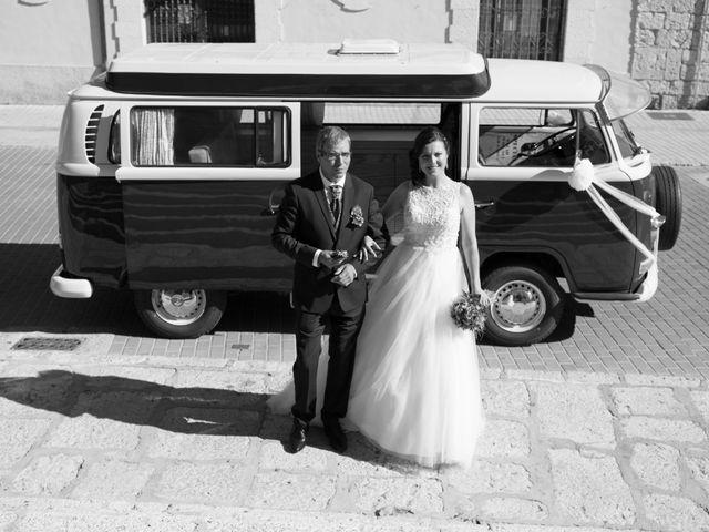 La boda de Alfonso y Mihaela en Simancas, Valladolid 13