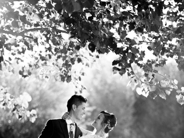 La boda de Alfonso y Mihaela en Simancas, Valladolid 19