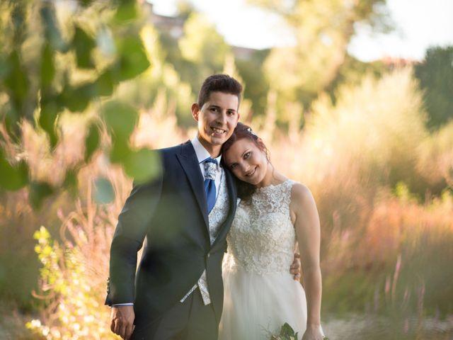 La boda de Alfonso y Mihaela en Simancas, Valladolid 20