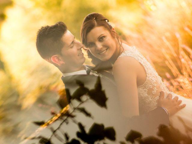 La boda de Alfonso y Mihaela en Simancas, Valladolid 21