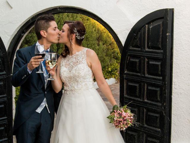 La boda de Alfonso y Mihaela en Simancas, Valladolid 23
