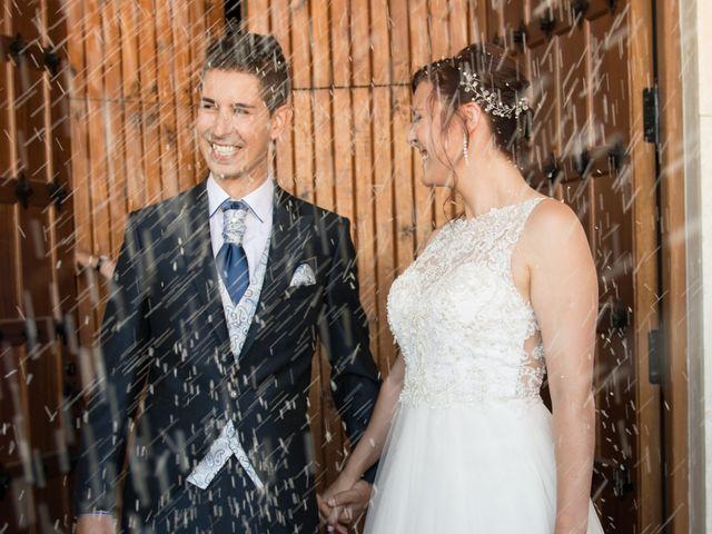 La boda de Alfonso y Mihaela en Simancas, Valladolid 18