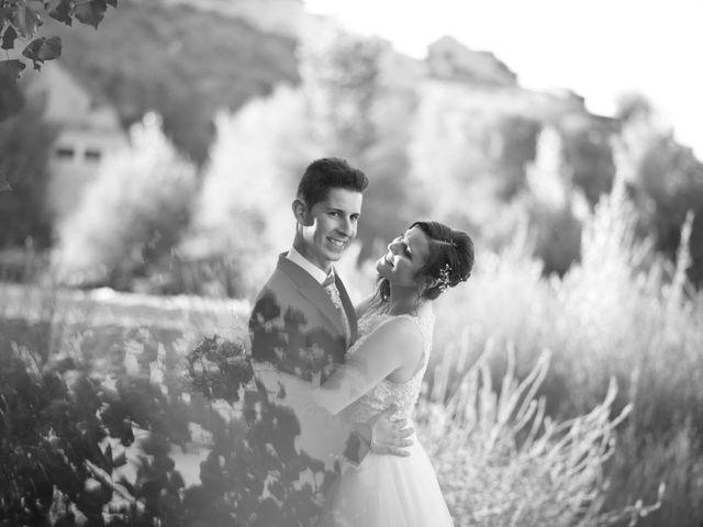 La boda de Alfonso y Mihaela en Simancas, Valladolid 27