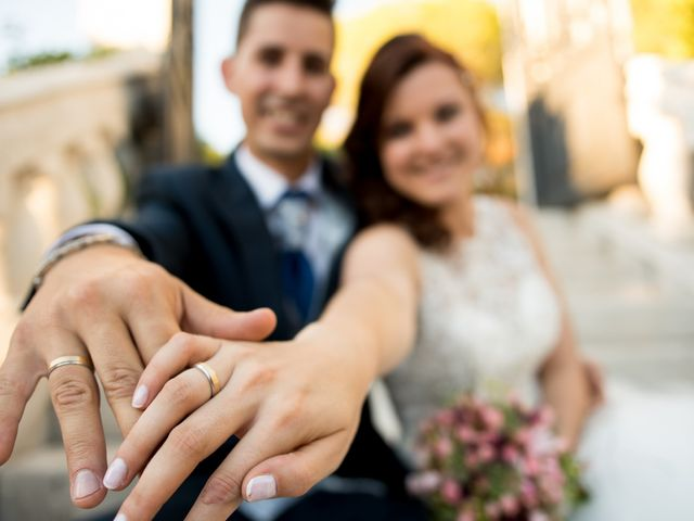La boda de Alfonso y Mihaela en Simancas, Valladolid 30
