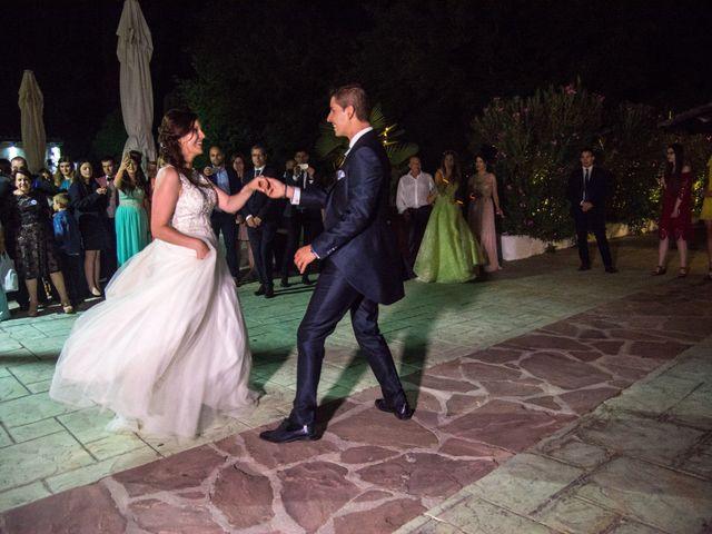 La boda de Alfonso y Mihaela en Simancas, Valladolid 35