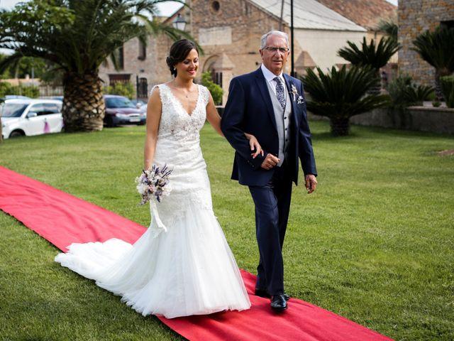La boda de Jordi y Aida en Xerta, Tarragona 1