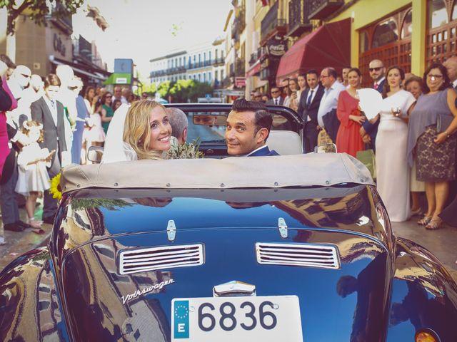 La boda de Estefania y Francisco Javier