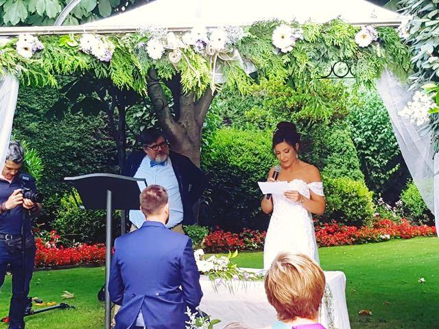 La boda de Javier  y Estela en Guadarrama, Madrid 6