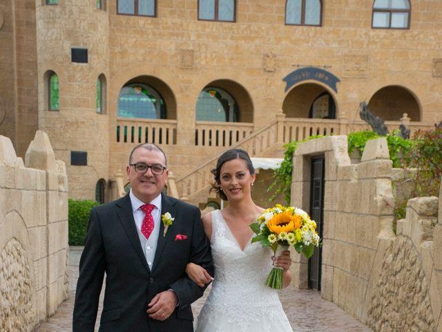 La boda de Ivan y Alejandra  en Pedrola, Zaragoza 1