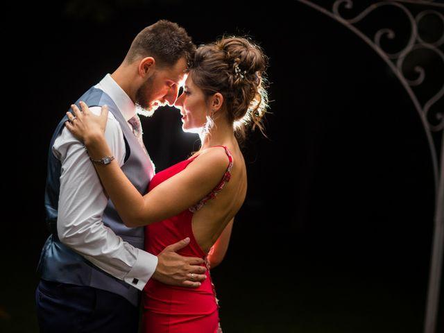 La boda de Javier  y Estela en Guadarrama, Madrid 27