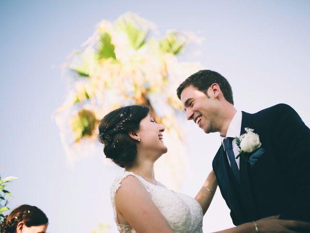 La boda de Javier y Anja