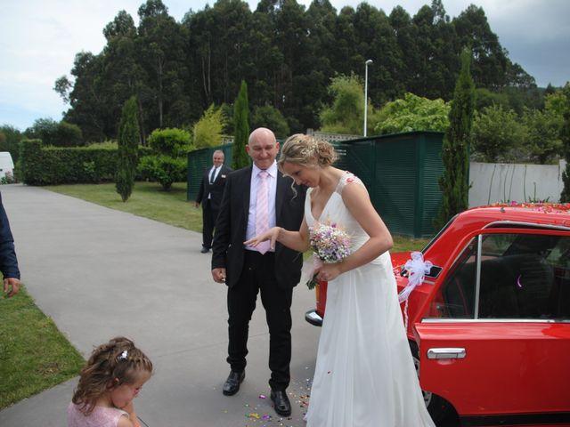 La boda de Danny  y Sheila  en Viveiro (Casco Urbano), Lugo 4