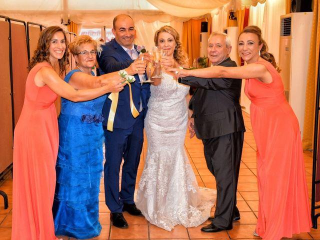 La boda de Manuel  y Ana Belén  en Arganda Del Rey, Madrid 5