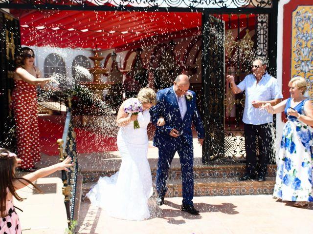 La boda de Manuel  y Ana Belén  en Arganda Del Rey, Madrid 2