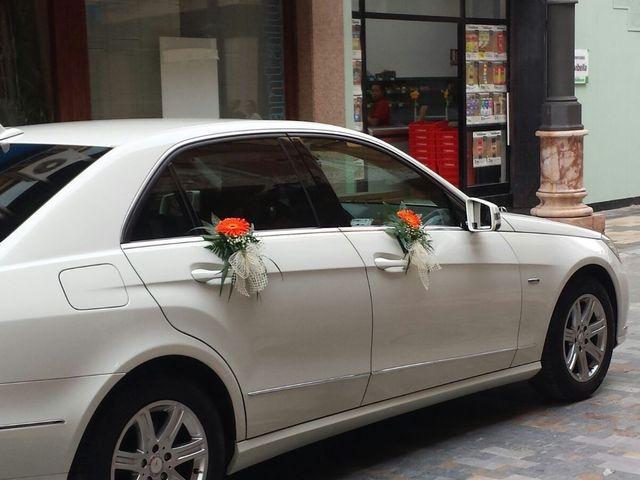 La boda de Jose David y Eloisa en Cartagena, Murcia 1