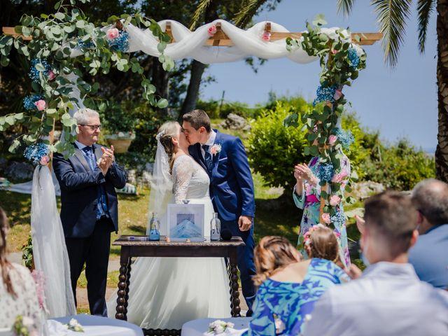 La boda de Adrián y Alba en Isla, Cantabria 40